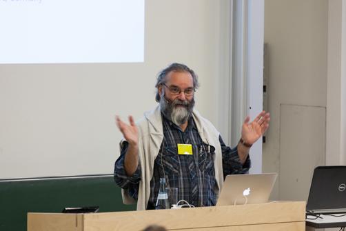 Keynote von Ivan Herman