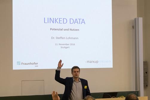 Vortrag von Steffen Lohmann