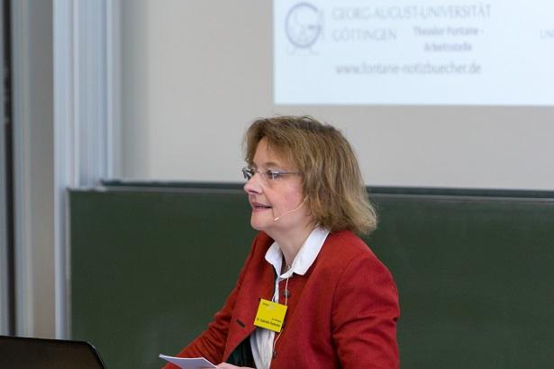 Vortrag von Dr. Gabriele Radecke