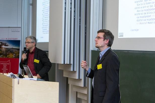 Vortrag von Dr. Jesper Zedlitz